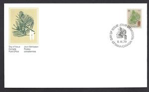 Canada    # 721        WHITE PINE TREE       Brand  New 1979 Unaddressed Issue
