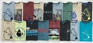 Men's Volcom Modern Fit Cotton/Polyester Hawaii T-Shirt