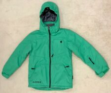 Surfanic Green Ski Jacket Size 140cm age 9-10yrs