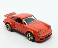 Majorette Porsche 934 Red Vintage Diecast Car 1/57 269C no Package Free Show Box