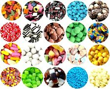 Pick n Mix RETRO SWEETS OVER 100 CHOICES 200g 400g Haribo FATHERS DAY HALLOWEEN
