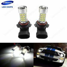 2x HB3 9005  LED Ampoules 45W Feux de Brouillard DRL Blanc Xenon 6000K