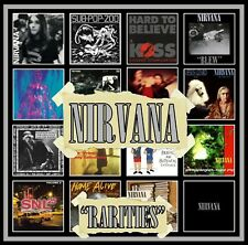 Nirvana - Rarities CD - Love Buzz Sliver Spank Thru Molly's Lips Oh The Guilt MV