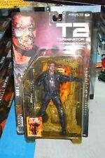 T-800 T2 Terminator 2 Judgment Day Movie Maniacs Series 4 McFarlane  / NEW MINT