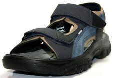 Sandales bleu pour garçon de 2 à 16 ans pointure 34