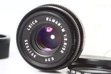 Leica ELMAR-M  2,8/50mm  black 11831