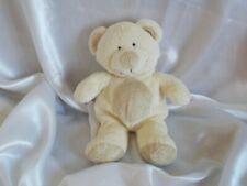 Doudou ours écru et beige, Nicotoy