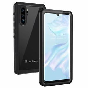 Lenhiem Huawei P30 Pro Waterproof Case,Shockproof Dustproof Dropproof