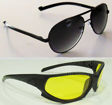 Day&Night Driving Lens Sunglasses Goggles Sun Glasses Dust Protection for Women