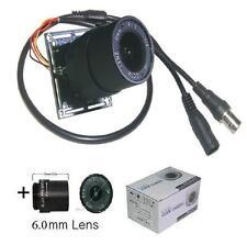 "Sunvision 1000TVL 1/3"" HD CMOS CCTV Board Camera + 6.0mm CS Lens (BC10L)"