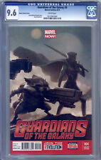 Guardians of the Galaxy (2013) #4 CGC 9.6 Movie Variant Cover, Bendis, Pichelli