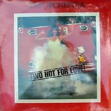 THP Orchestra ORIG Sealed US LP Two hot for love 1977 Disco Euro Dance