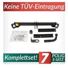 Für Subaru Impreza GH 5-Tür 07-12 Kpl. Anhängerkupplung starr+E-Satz 7p