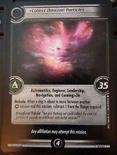 Star Trek CCG Captain's Log 10U47 Omicron Particles NM-Mint