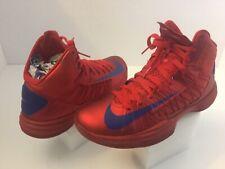 size 40 e43b4 f5aa8 Men Nike Lunarlon Hyperdunk 2012 Shoes Size 8D Multi-Color Leather  524934- 600