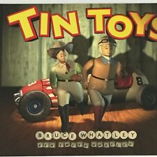 Tin Toys By Bruce Whatley Paperback Like New