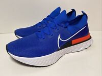🔥New 2020 Nike Infinity React Run Flyknit Men's Size 13 Shoes (CD4371-400) Blue