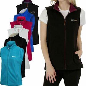 Regatta Womens Ladies Sweetness Fleece Gilet Light BodyWarmer Sleeveless Vest