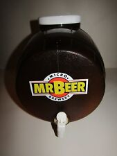 Mr. Beer Home Brewery Kit Deluxe Edition Homebrewing Craft Beer 2 Gal KEG ONLY