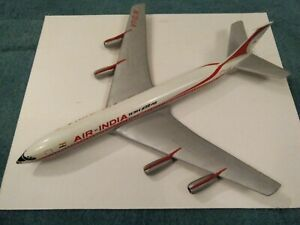 Airfix Air India Boeing 707-400 Conway Built Model 1/144 Scale
