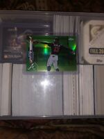 2020 Topps Chrome Green Refractor Ronald Acuna Jr. Image Variation  84/99