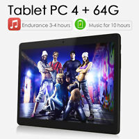"""3G Lte Tablet PC 9.7"""" MTK6592 Octa-Core 4+64GB Android 5.1 GPS EU Plug"""