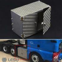 LESU ALL TRACTOR TRAILER TOOL BOX g-6056 TAMIYA 1//14 heavy hauler scania man
