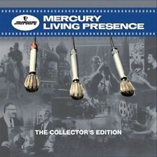 Mercury Living Presence [50 CD Box Set], New Music