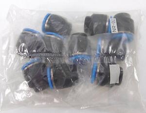 10 Stück Festo QSC-12 153266 Steckkappe NEU OVP