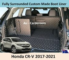 New Honda CR-V CRV 2017-2021 Custom Made Boot Mats Trunk Liner Cargo Mat Cover
