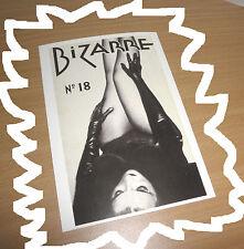 BIZARRE Postkarte John Willie Erotik Fetisch BDSM Bondage Rubber Lack Domina