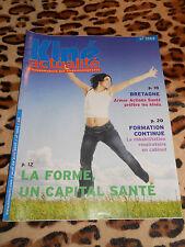 Revue Kiné Actualités - n° 1066, 2007