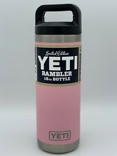 Yeti Rambler Bottle 18 Oz, Le Pink Limited Edition, Brand New