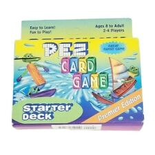 Pez Card Game 2000 Starter Deck Premier Edition Sealed Collectible