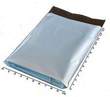 100 10x13 10x14 Gusset Poly Mailer Plastic Bag Envelopes Polybag Polymailer