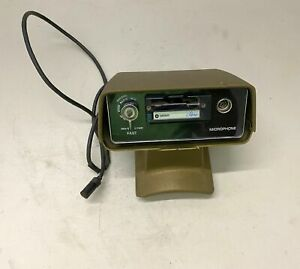 1971-73 Floor Mounted Cassette Stereo Player E-Body B-Body Console Radio Charger