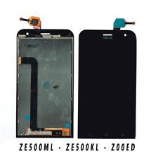 DISPLAY LCD  TOUCH SCREEN VETRO ASUS ZENFONE 2 LASER ZE500ML ZE500KL Z00ED ZE500