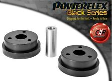 Pfr76-311blk Black Powerflex Rear Lower Engine Mount Front 73mm Fit Toyota