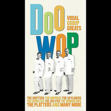 Doo Wop: Vocal Group Greats by Various Artists CD, Dec-2005, 3 Disc Set New