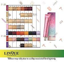 Schwarzkopf Igora Royal Permanent Hair Colour Colouring Cream Tint 60mL - part 3