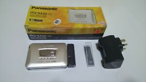 WALKMAN Panasonic Cassette Corder Rq-sx30