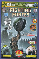 Our Fighting Forces #1 100 Pages DC Comics Batman Walmart Exclusive 2020 VF-NM