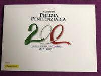FOLDER 2017  200° ANNIVERSARIO DELLA NASCITA DEL CORPO DI POLIZIA PENITENZIARIA
