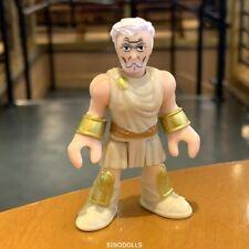rare Zeus Fisher-Price Imaginext DC comic Super Friends Action Figures toys