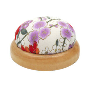 Half-Round Cloth Pincuhion Pin Cushion Needle Insertion Sewing Accessories