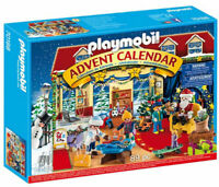 PLAYMOBIL Christmas Toy Store Advent Calendar - FREE SHIPPING