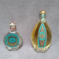 Tosca eau de Cologne 4711 flacon parfum ancien vintage années 1950