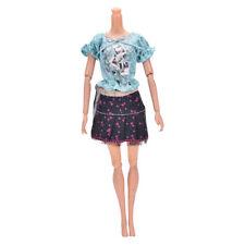 Abiti da festa fatti a mano Vestiti per Barbie Noble Doll Migliori regali WQI