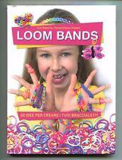 LOOM BANDS-60 Idee per creare i tuoi braccialetti#Mondadori 2014-ciondoli-anelli