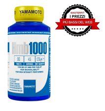 HMB 1000 90 compresse ANTICATABOLICO YAMAMOTO